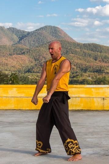 Sum Chien training, Thailand